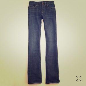 J.Crew Dark Wash Hipslung Denim Jeans Short